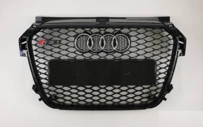 Решетка радиатора Audi A1 RS1 (2010-2014)