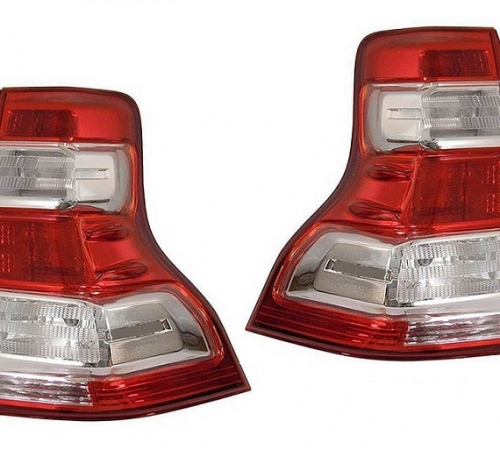 Оптика задняя, фонари на Toyota LC 150