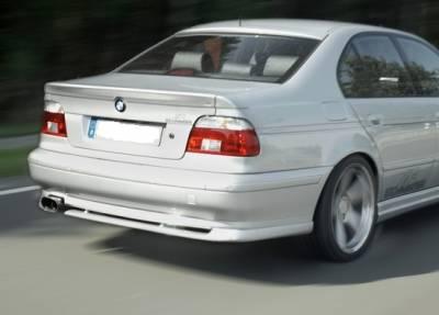Накладка заднего бампера AC Schnitzer BMW e39