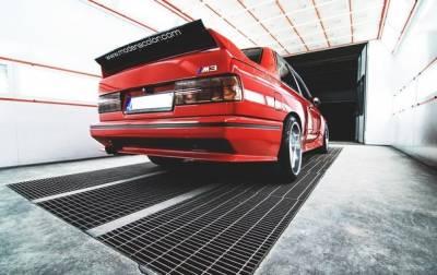 Бампер M3, для стоковой BMW e30 задний