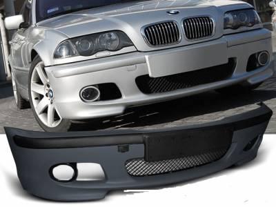 .Бампер передний М-пакет BMW E46