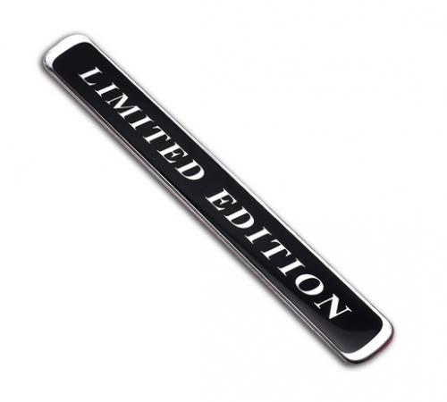 Наклейка-эмблема Limited Edition для Toyota