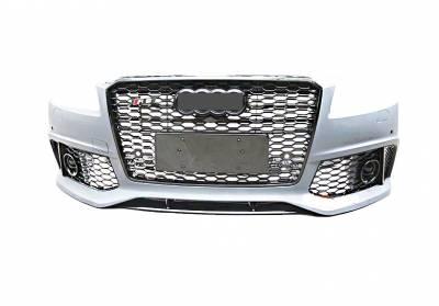 Бампер передний Audi A8 RS8 (2015-...)