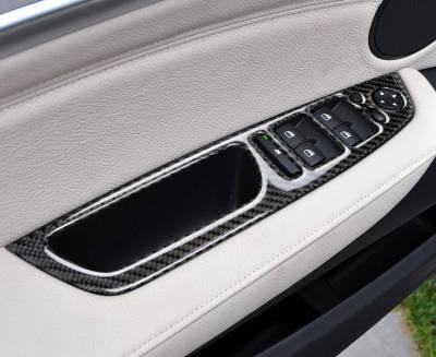 .Накладки панели подъемника окон BMW X5 E70, X6 E71