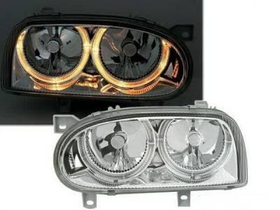 Оптика передняя VW Golf 3, фары Гольф 3