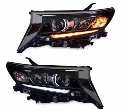 Оптика передняя, фары standart-LED Toyota LC 150 Prado (2017-...)
