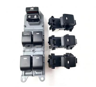 Блок конопок стеклоподъемника + 3 кнопки Toyota RAV4 (2009-2018)