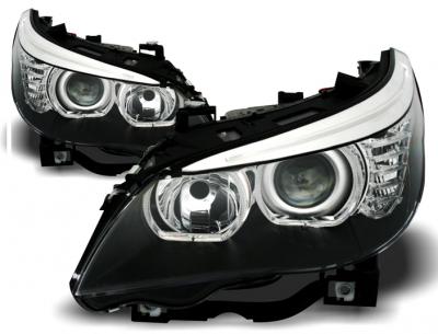 Оптика передняя, фары на BMW E60
