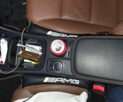 """.Уплотнители в зазор автомобильного сиденья логотип """"AMG"""""""