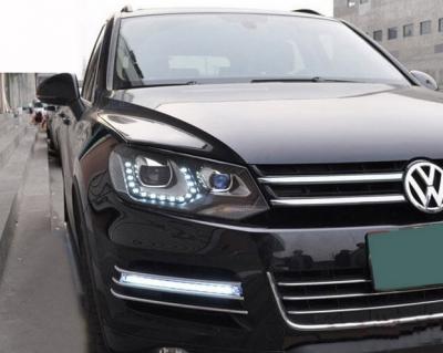 Оптика передняя, фары Volkswagen Touareg 2
