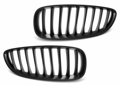 Решетка радиатора для БМВ Z4 (E89) (черный матовый)