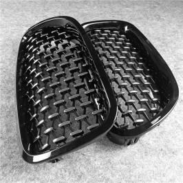 Решетка радиатора (ноздри) BMW G30 / G31 Diamond