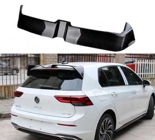 Cпойлер крышки багажника VW Golf 8 ABS-пластик