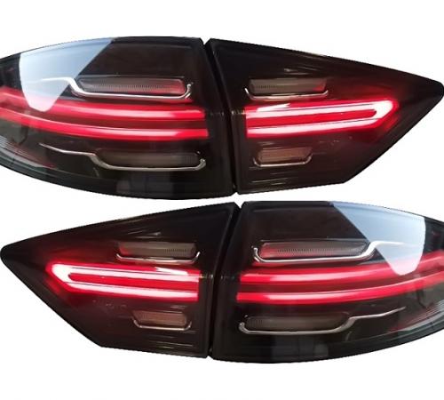 Оптика задняя, фонари на Ford Fusion / Mondeo MK5