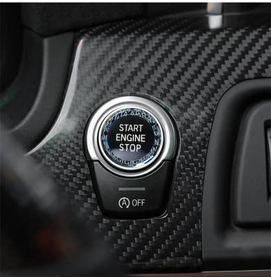 Кнопка запуска двигателя BMW