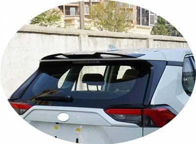 Спойлер багажника Toyota RAV4 ABS-пластик (2020-...)