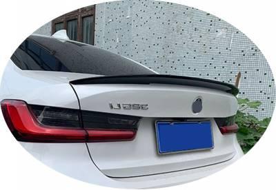 .Спойлер багажника BMW G20, стиль Performance (ABS-пластик)
