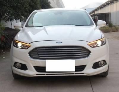 Оптика передняя, фары на Ford Fusion / Mondeo MK5