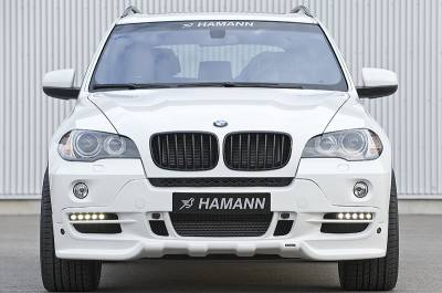 Комплект обвеса БМВ Х5 Хаманн е70
