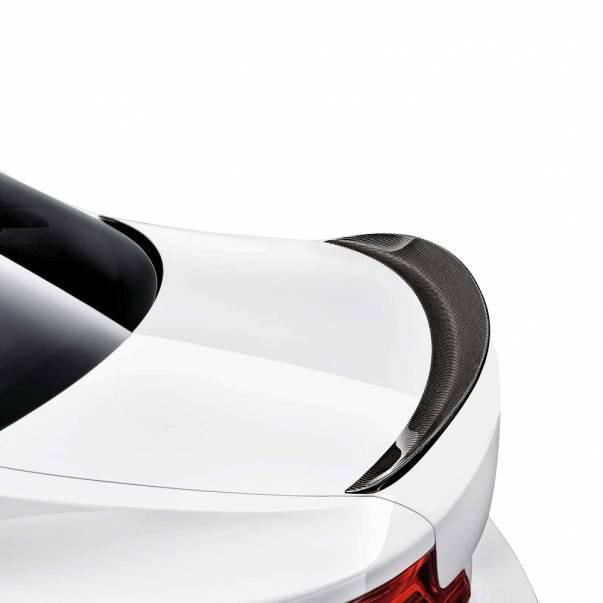 Спойлер на BMW X4 G02 Performance, карбон