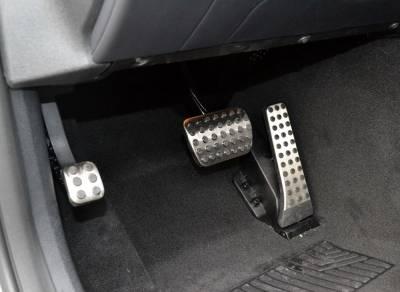 .Накладки на педали Mercedes W203/W204/W210/W211/W212