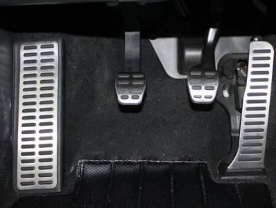 .Накладки на педали VW Jetta MK5 (механика)