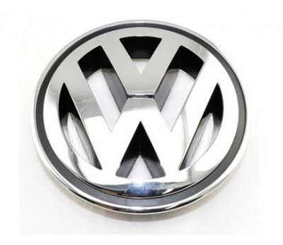 Эмблема для Volkswagen, хром