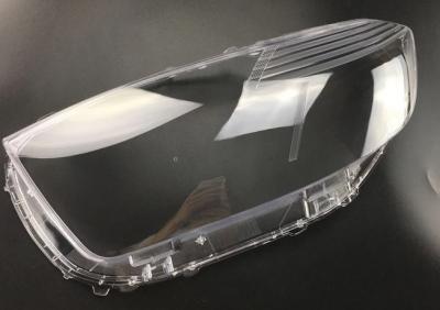 Оптика передняя, стекла фар Toyota HighLander (2007-2010)