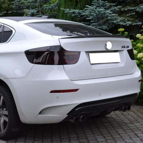 .Спойлер BMW X6 E71 перформанс стиль