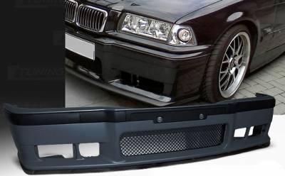.Бампер передний BMW E36 М3