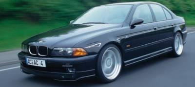 Накладка передняя BMW E39 as schnitzer