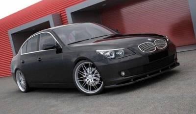 Накладка передняя BMW E60, рестайл