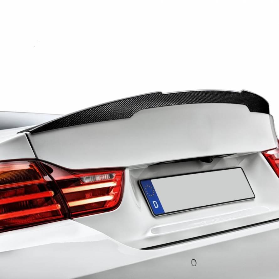 Спойлер для BMW 5 серии G30, карбон