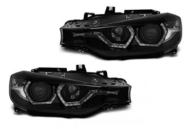Оптика передняя, фары на БМВ ф30 (2011-2015)