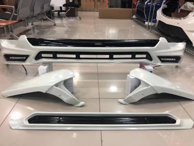 Комплект обвеса ТРД Тойота ЛК 150 Прадо (2017-...)