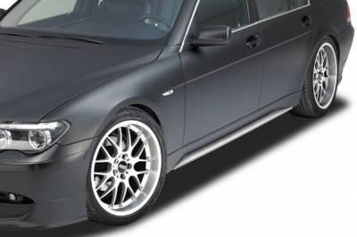 Пороги для BMW E65