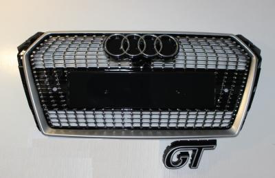 Решетка радиатора Ауди A4 B9 Diamond GT