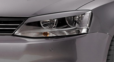 Реснички на Volkswagen Jetta 6