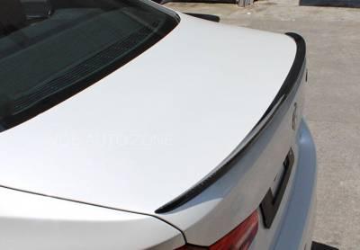 Спойлер для BMW 5 серии G30 М5, карбон