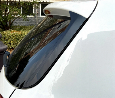 Боковые спойлеры на заднее стекло VW Tiguan