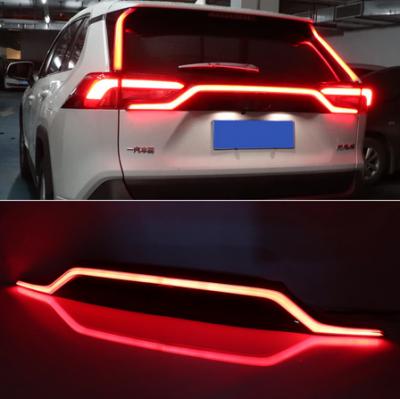 Дополнительный диодный фонарь Toyota RAV4 (2019-...)