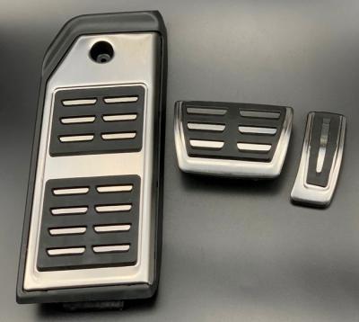 Накладки на педали Audi Q7 / Porsche Cayenne, автомат (2015-...)