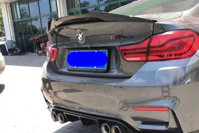 Спойлер багажника BMW F82 M4