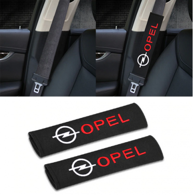 .Накладки (чехлы) для ремня безопасности Opel