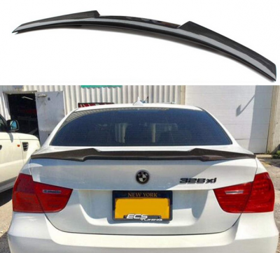 Спойлер BMW 3 E90 M4, карбон