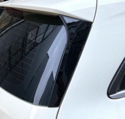 Боковые спойлеры на заднее стекло Mercedes W246