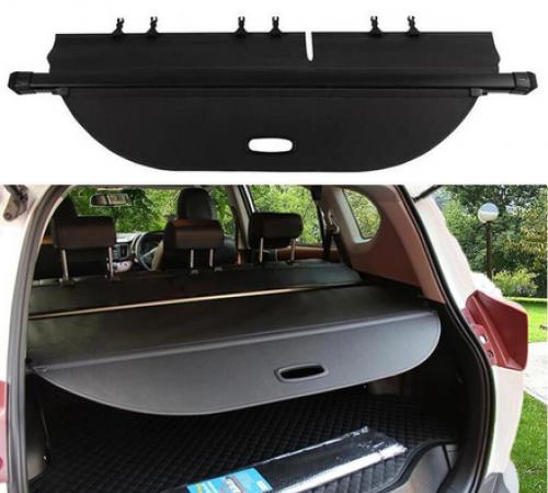 Задняя накладка (шторка, полка) багажника Toyota RAV 4 (2013-2018)