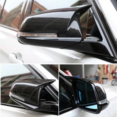 Накладки на зеркала BMW F20 F21 F22 F23 F30 F31 F32 F33 F34 X1 E84, под карбон