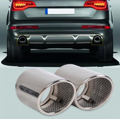 Насадки глушителя для Audi Q7 3,0 TDI TFSI