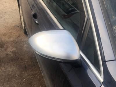Крышки зеркал заднего вида VW Passat B8 хром